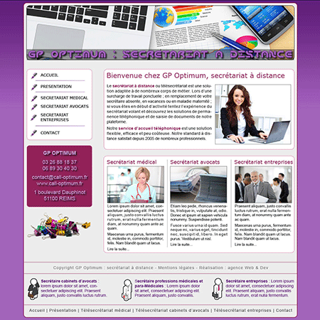 b272e2598d664f Exemple de creation site Internet Reims   Rénovation Bâtiment 51   tous  travaux d électricité