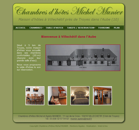 r alisations site internet reims exemples de cr ations de sites web reims. Black Bedroom Furniture Sets. Home Design Ideas